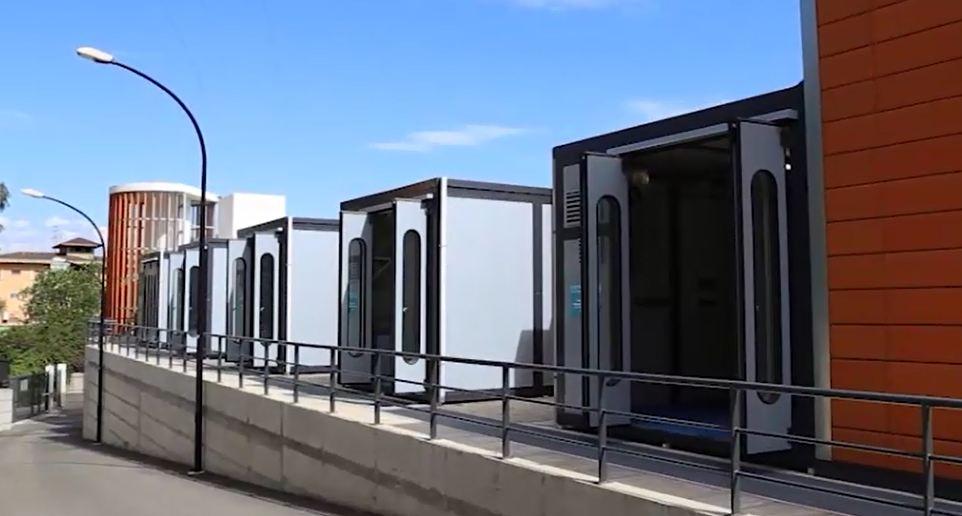 Laboratori mobili centro prove